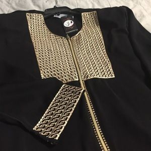 New with tags Black Abaya KaftanNWT for sale